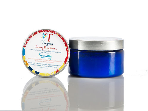 Scented Body Butter Serenity