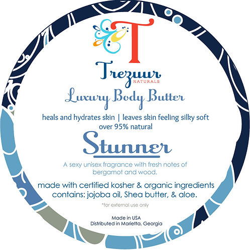 Scented Body Butter Stunner