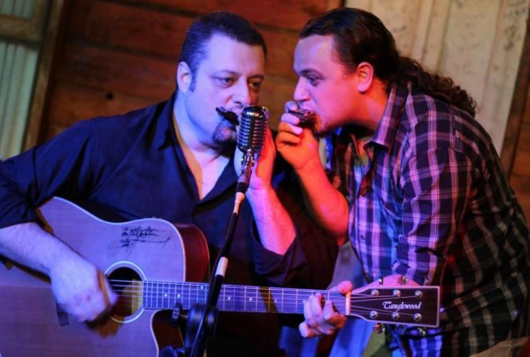Harmonica Duo