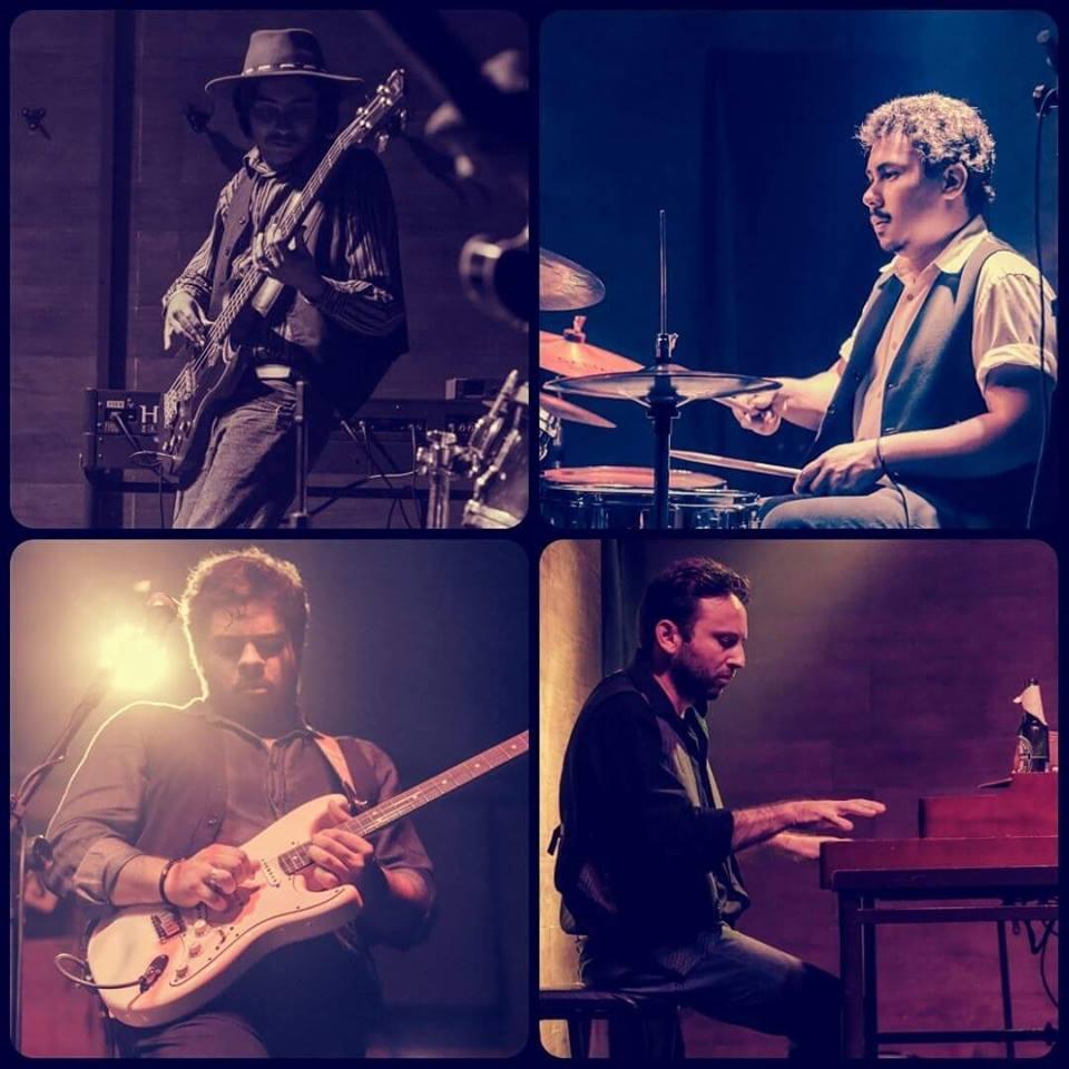 Procurados Blues Band