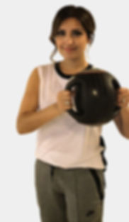 Mozhdah für Frauen Fitness Hamburg