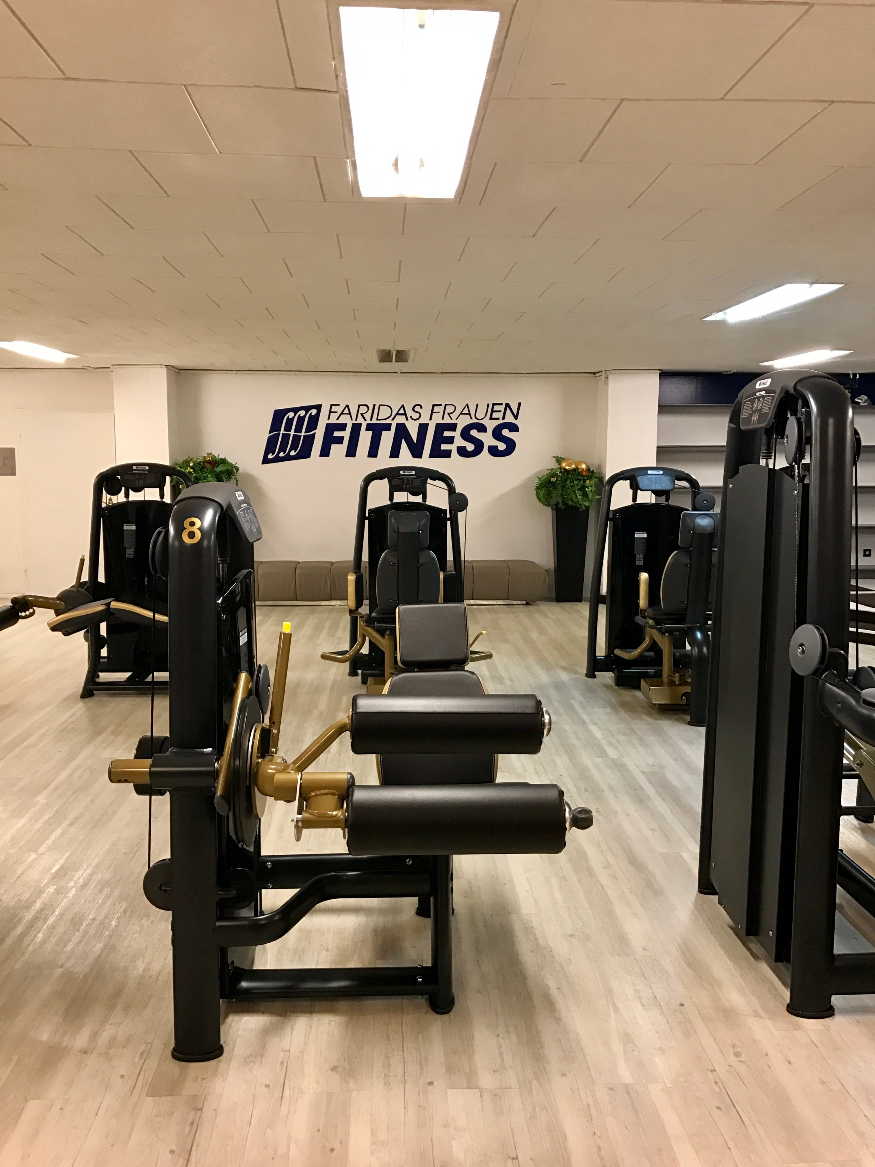 Faridas Frauen Fitness Hamburg