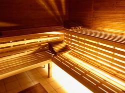 Saunas Faridas Frauen Fitness