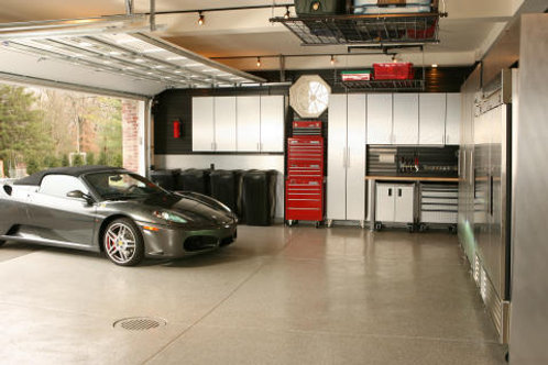Garage Cleaning & Organizing (1.5 hrs. per Expert Cleaner)