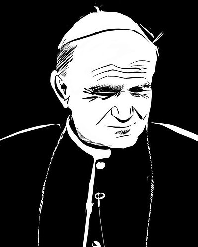 St. Pope John Paul the Great