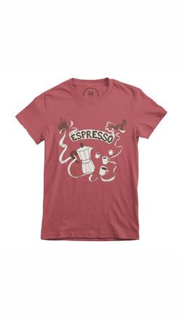 Espresso Tee
