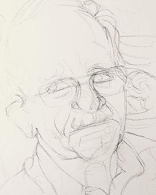 portrait sketch class