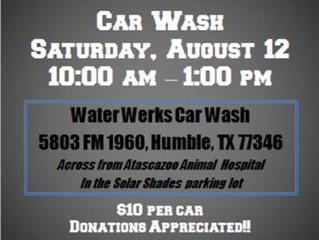Saturday Aug 12th Fundraiser!
