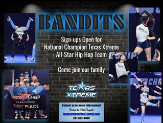 Sign-Ups NOW OPEN!
