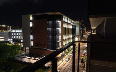 Night scene - Umhlanga Town Centre