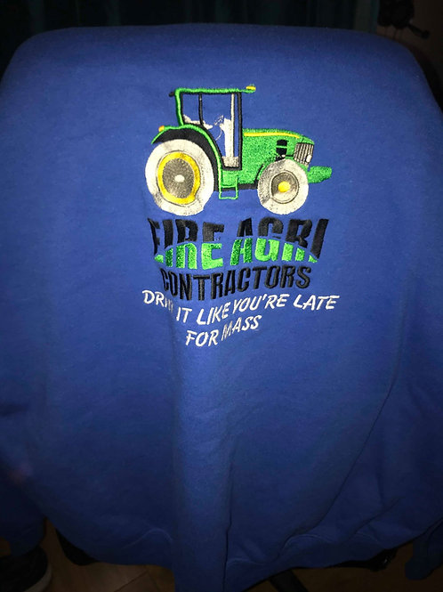 Eire Agri Contractors Hoodie