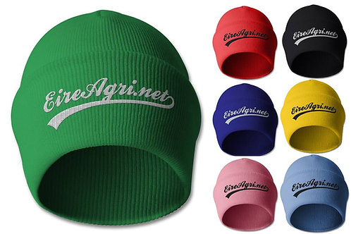 EigriAgri Beanie Hat.  One size fits all.