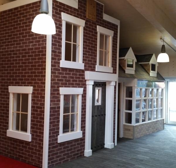 Brick Panelling