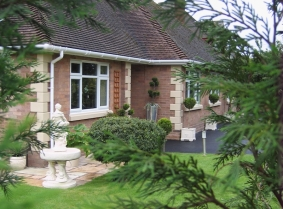 Stone Effect Quoins and Window Cills