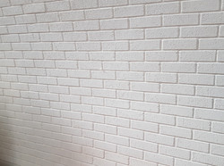White Brick Cladding