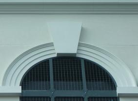 GRP Arch with Keystone