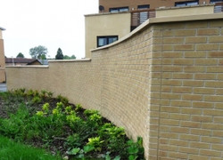 GRP Curved Wall