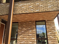 Brick Soffit Cladding