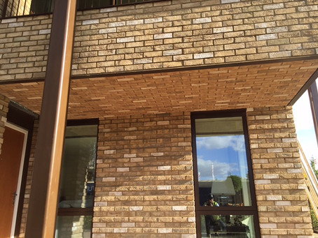 Let cladding go over your head - in the best possible way!