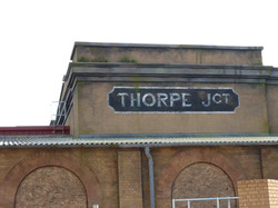 Thorpe Park Cladding