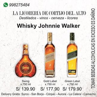2020 Publicidad Whisky JW - 1000 x 1000