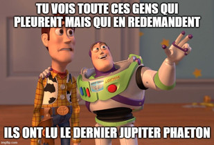 Meme Jupiter Phaeton