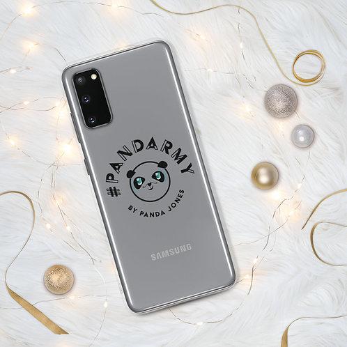 Coque Samsung #Pandarmy logo Panda Jones