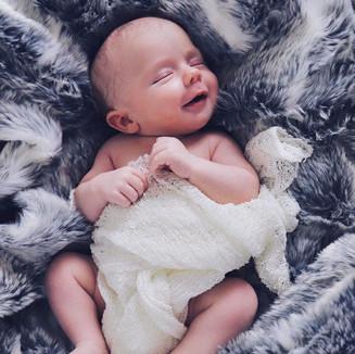 Hudson // Newborn