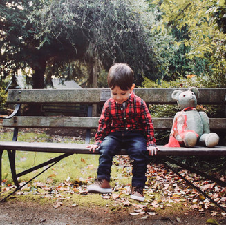 Oliver's 2nd Birthday // Winnie the Pooh