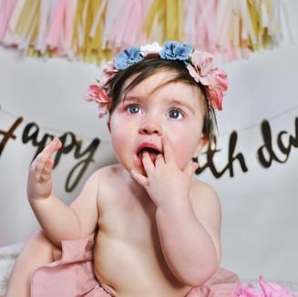 Tally's 1st Birthday