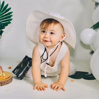 Hudson's 1st Birthday