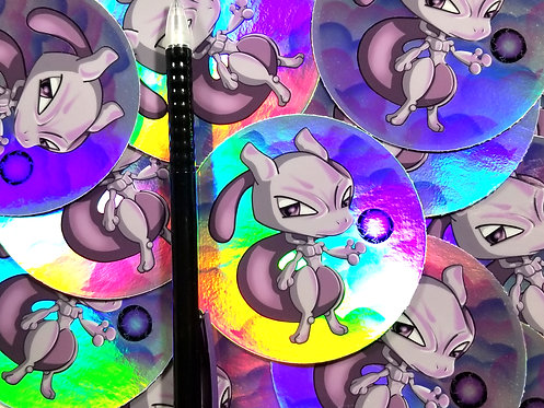 Holographic Mewtwo