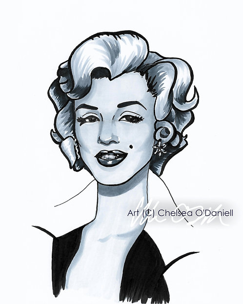Marilyn Fan art