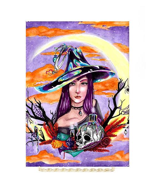 Chrome Witch