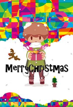 [絵]クリスマスカードコレクション 2011