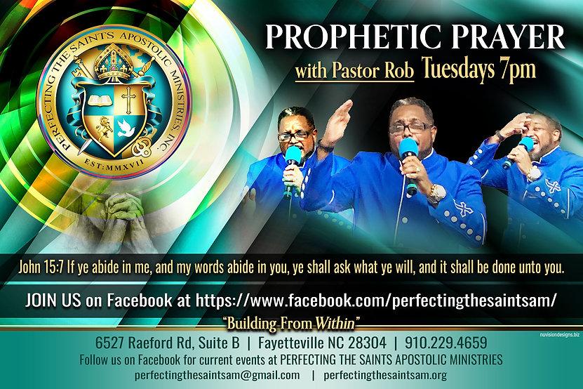 Prophet Prayer