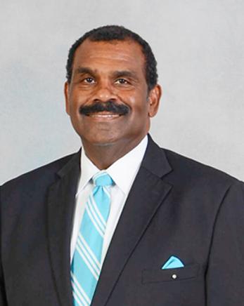 Pastor Bernard Curry