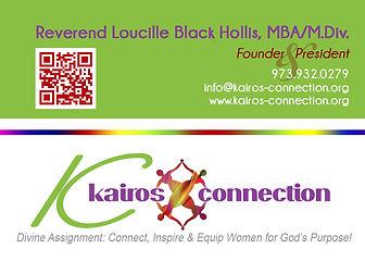 Kairos Business Card