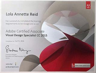 ACA Visual Design Specialist