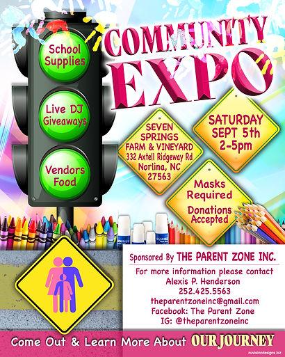 Parent Zone EXPO