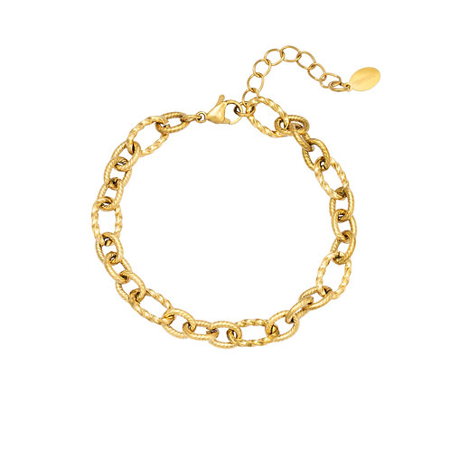 Meant to be bracelet - goud