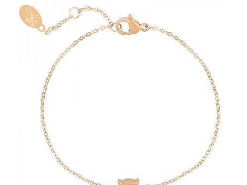 Bracelet cute leo - Gold
