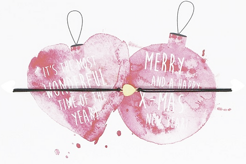 Merry xmas gift set