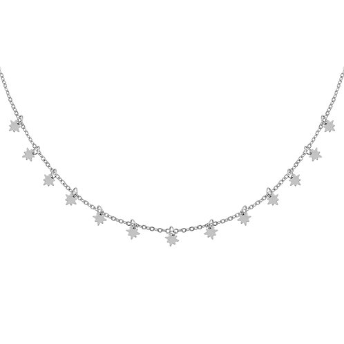 That feeling necklace - zilver
