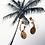 Thumbnail: Dream night earrings - Gold