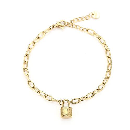 Love me bracelet - goud