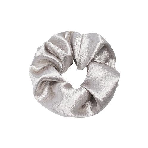 Scrunchie - Zilver