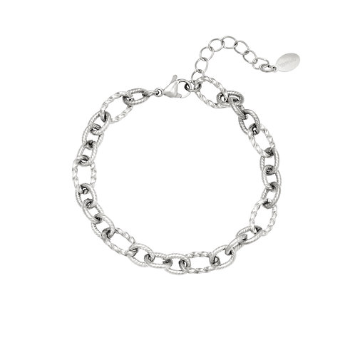 Meant to be bracelet - zilver