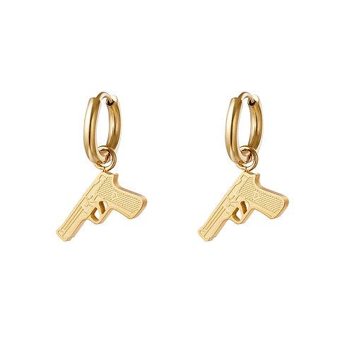 Still yours earring - goud