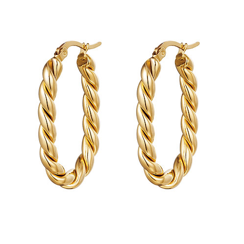 I found you earring - goud